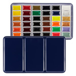 Soho Urban Artist E-Z Lift Set Of 36 Artist Moist Watercolors