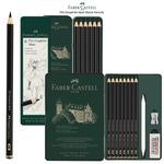 Faber-Castell Pitt Graphite Matt Pencils