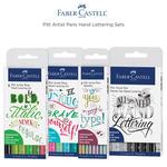 Faber-Castell Pitt Artist Pen Hand Lettering Sets