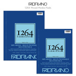 Fabriano 1264 Mixed Media Pads