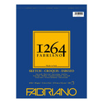 Fabriano 1264 Sketch 60 lb (100-Sheet) Spiral Pad 11x14