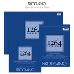 Fabriano 1264 Watercolor Pads