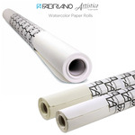 Fabriano Artistico Watercolor Paper Rolls - Extra White & Traditional White