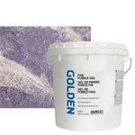 GOLDEN Acrylic Gel Mediums Fine Pumice  1 gallon