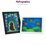 First Impressions Kids Art Frame