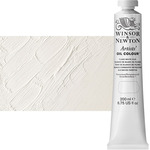 Winsor & Newton Artists' Oil Color 200 ml Tube - Flake White Hue