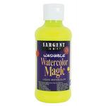 Sargent Art Liquid Watercolor Magic 8 oz Flourescent Chatreuse
