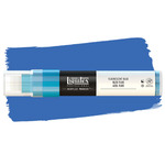Liquitex Professional Paint Marker Wide (15mm) - Fluorescent Blue