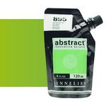 Sennelier Abstract Acrylics Fluorescent Green 120 ml