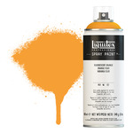 Liquitex Professional Spray Paint 400ml Can - Fluorescent Orange