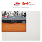 Fredrix Pro Series Archival Dixie Cotton Canvas Boards