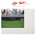 Fredrix Pro Series Archival Linen Canvas Boards