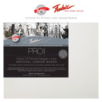 Fredrix Pro Series Archival Oil Primed Linen Canvas Boards