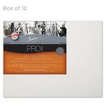 """Fredrix Archival Canvas Boards Cotton Duck - Box of 12 11x14"""""""