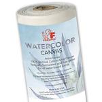"Fredrix Roll Canvas Watercolor Canvas 58"" x 3 Yards"