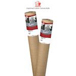 Fredrix Unprimed Cotton Canvas Rolls