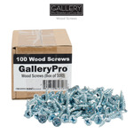 Gallery Pro Plastic Wedges And Wood Screws