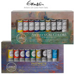 Gamblin Artists' Oil Color & Fastmatte Alkyd Sets