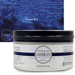 Gamblin Etching Ink Prussian Blue 300ml can- 1lb