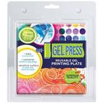 "Gel Press Printing Plate 12X12"""