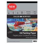 "Daler-Rowney Georgian Oil Painting Pad 7x5"""