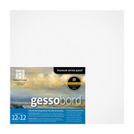 "Gessobord Panel 3/4"" Cradle 12X12"