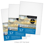3-Pack Gessobord Panel 5X7