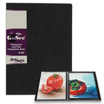 """GoSee Professional Archival Presentation Book 4x6"""" 24 Pages"""