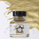 Winsor & Newton Drawing Ink 30 ml Jar - Gold Ink
