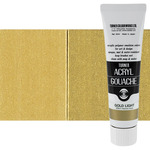 Turner Acryl Gouache Artist Acrylics Gold Light 40 ml