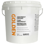 GOLDEN Absorbent Ground White 1 gallon