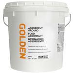 GOLDEN Absorbent Ground Gallon 128oz White Bucket