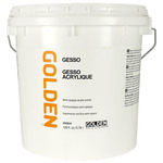 GOLDEN White Gesso 1 Gallon