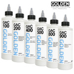 GOLDEN GAC Mediums - Specialty Acrylic Polymers