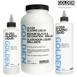 Golden Glazing Liquid Medium