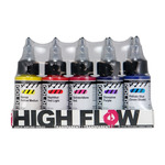 GOLDEN High Flow Acrylics Set of 10 30ml Bottles - Transparent Colors