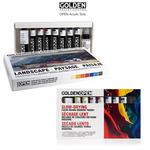 GOLDEN Open Acrylic Paint Sets