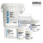 Golden Paste Mediums
