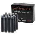 12-Pack Goldenritt Cartridge Black Lagoon 0006