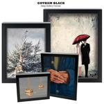Gotham Black Deep Gallery Frames