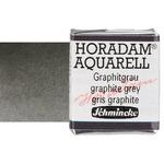 Schmincke Horadam Half-Pan Watercolor Graphite Grey