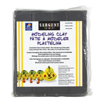 Sargent Art 1lb Non-Hardening Modeling Clay Gray
