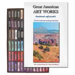 Great American Artworks Soft Pastels Set of 78 - Southwest Landscape