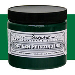 Jacquard Screen Printing Ink 16 oz Jar - Green