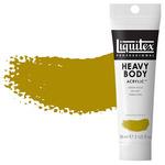 Liquitex Heavy Body 4.65 oz Tube - Green Gold