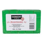Sargent Art 5lb Plastilina Green