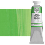 LUKAS Studio Oil Color 37 ml Tube - Green Yellowish