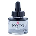 Ecoline Liquid Watercolor 30ml Pipette Jar Grey
