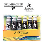 Grumbacher Academy Oil Color Set