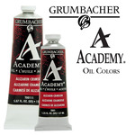 Grumbacher Academy Oil Colors
